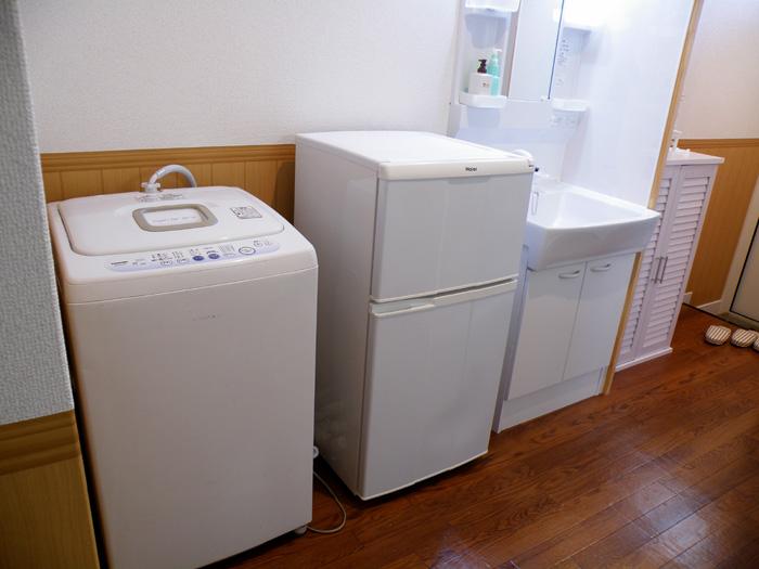 パークハイツ夕顔瀬/1503冷洗機